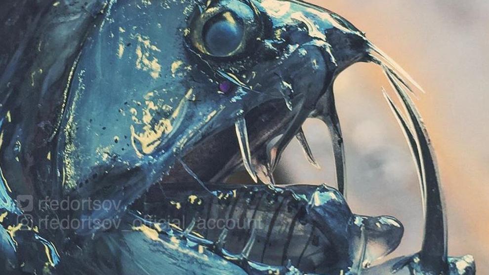 Los 'monstruos' de mar que pesca el pescador viral Roman Fedortsov: Sus capturas más terroríficas