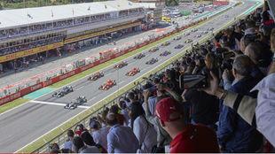 El Gran Premio de España de F1 será el puntal de Montmeló en 2020.