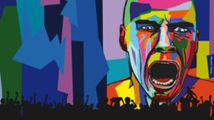 Lucha de Gigantes es un concierto benéfico organizado por Acción...