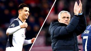 Cristiano Ronaldo y Mourinho podrían regresar a España