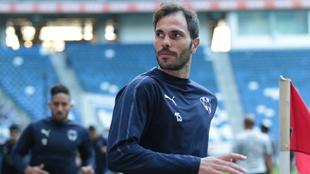 José María Basanta está listo para un nuevo Mundial de Clubes