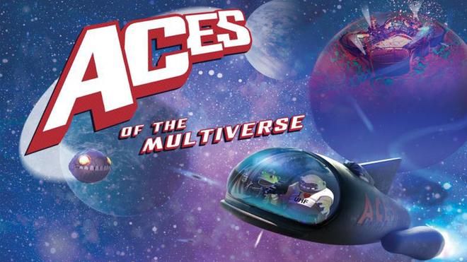 'Aces of the Multiverse', la forma de hacer ejercicio jugando.