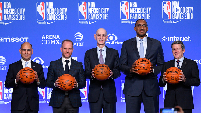 La NBA tendrá un equipo de G-League en México