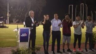 Blanco recibe al brasileño en Morelos