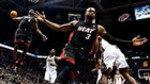 Doncic imita uno de los mates más famosos de la historia de la NBA