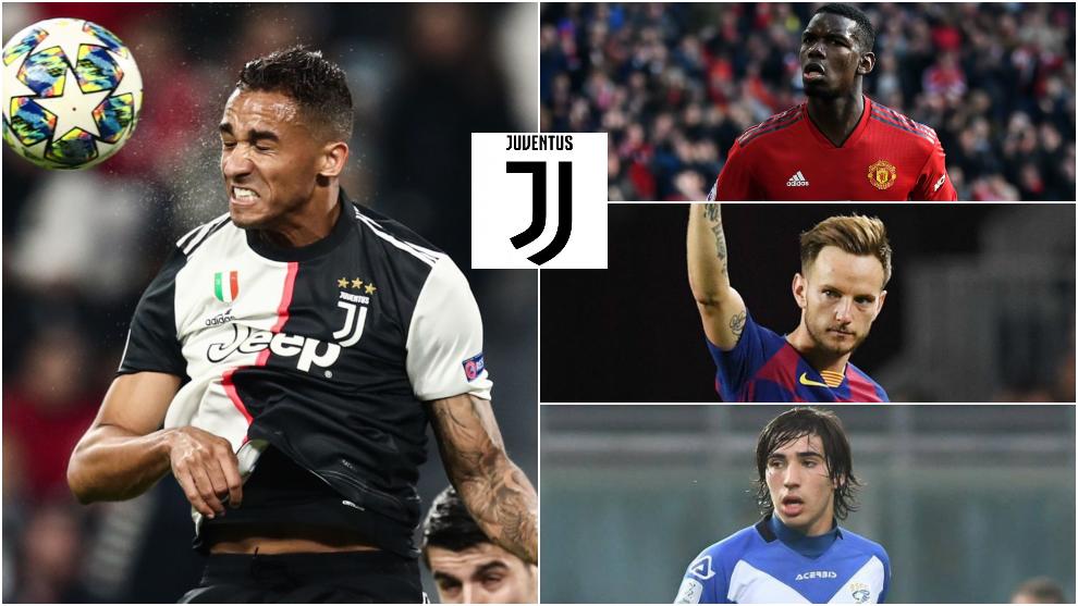 La Juventus ya mira al mercado invernal