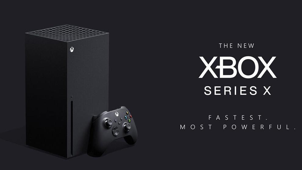 Este será el diseño de la nueva Xbox Series X