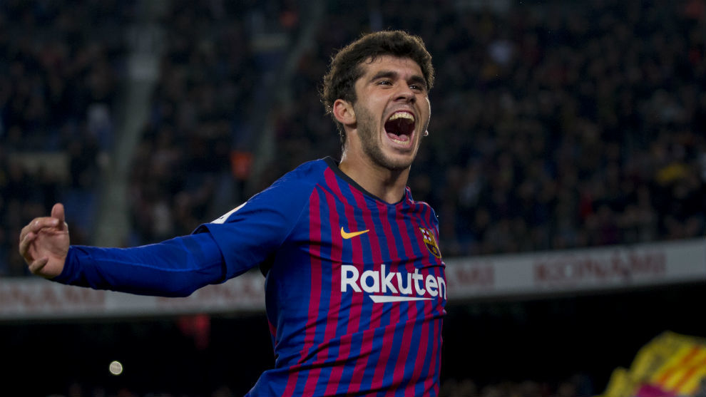 Alena has seen few opportunities at Barcelona this season