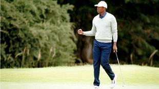 Tiger Woods igualó el récord de victorias en la Presidents Cup