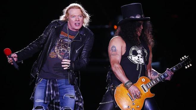 El único concierto de Guns N' Roses en España en 2020, el 23 mayo en...