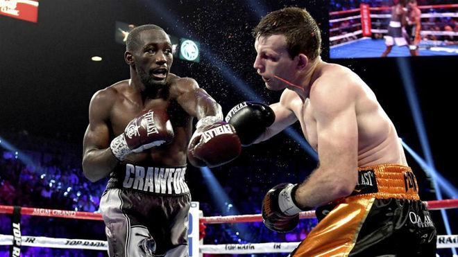 Crawford contra Jeff Horn.