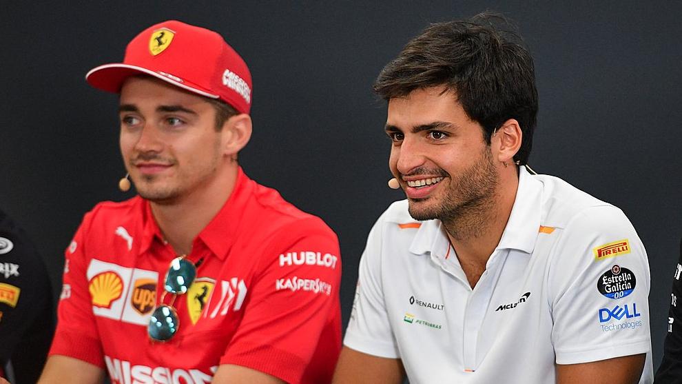 F1 2020: La opción de Sainz a Ferrari se decidirá a partir de mayo |  Marca.com
