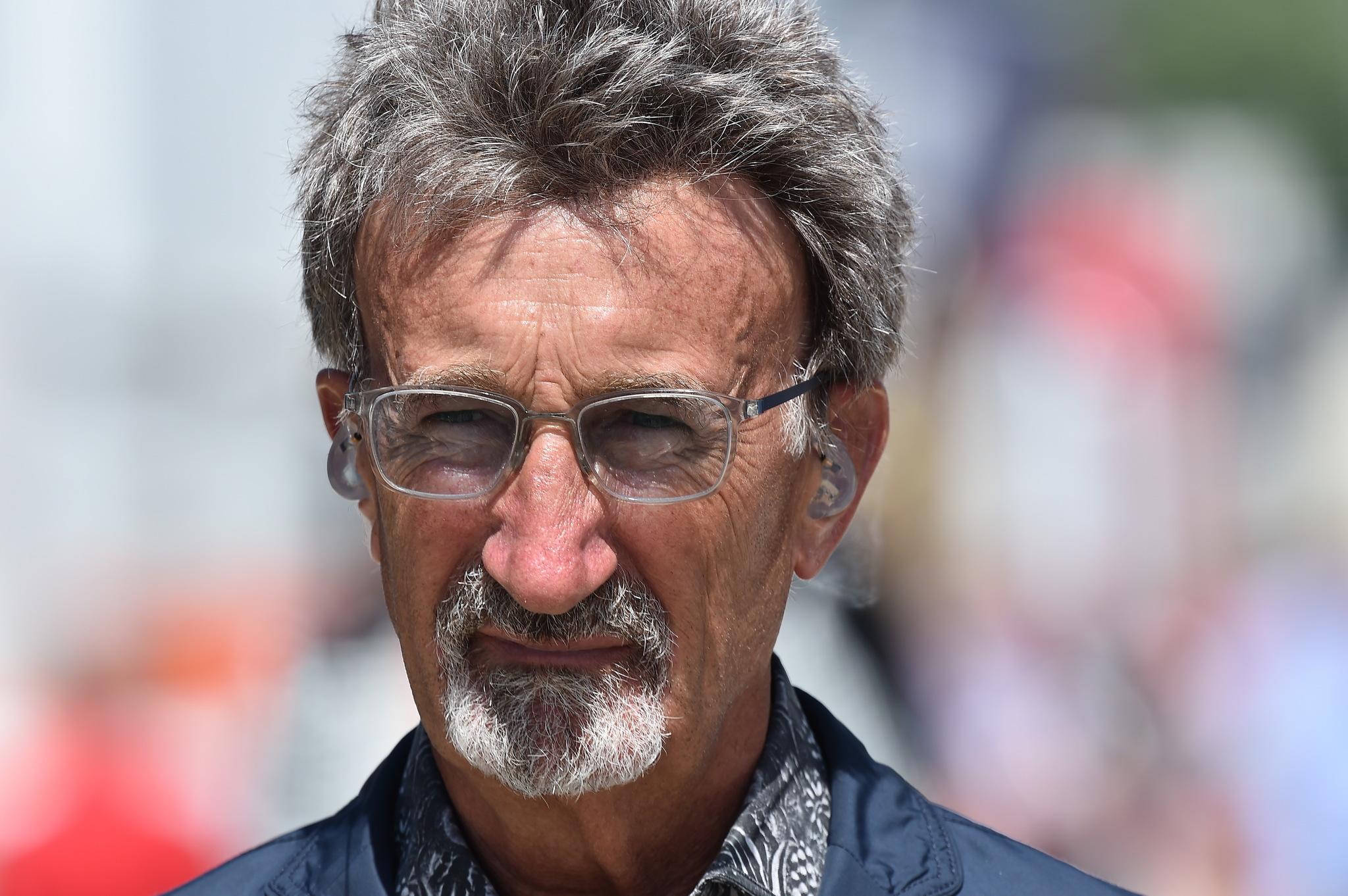 <HIT>Eddie</HIT><HIT>Jordan</HIT> (IRL) G.P. de Gran Bretaña, novena prueba del mundial en el circuito de Silverstone el sábado 4 de julio de 2015