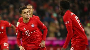 Coutinho fue la estrella del partido ante el Werder Bremen.