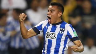 Carlos Rodríguez anotó el tercer gol contra Al-Sadd.