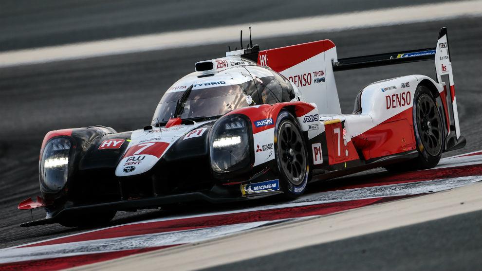 El Toyota 7 ganador en Bahréin