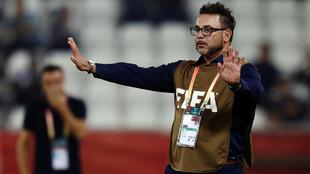 El Turco Mohamed sabe que Rayados no hizo su mejor partido contra el...