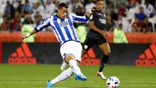 Rogelio Funes Mori anotó el segundo gol del Monterrey en el Mundial...