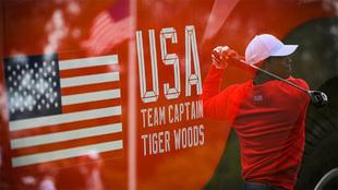 Tiger Woods, el jugador con más victorias