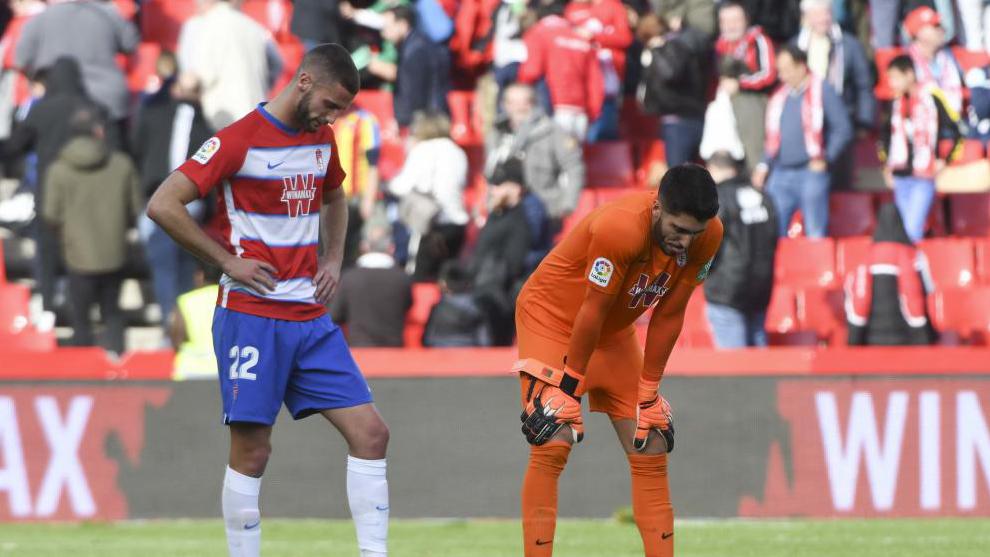 Granada CF: Final Drama in Red and White