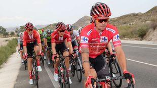 Etapa 3 de La Vuelta a España 2019.
