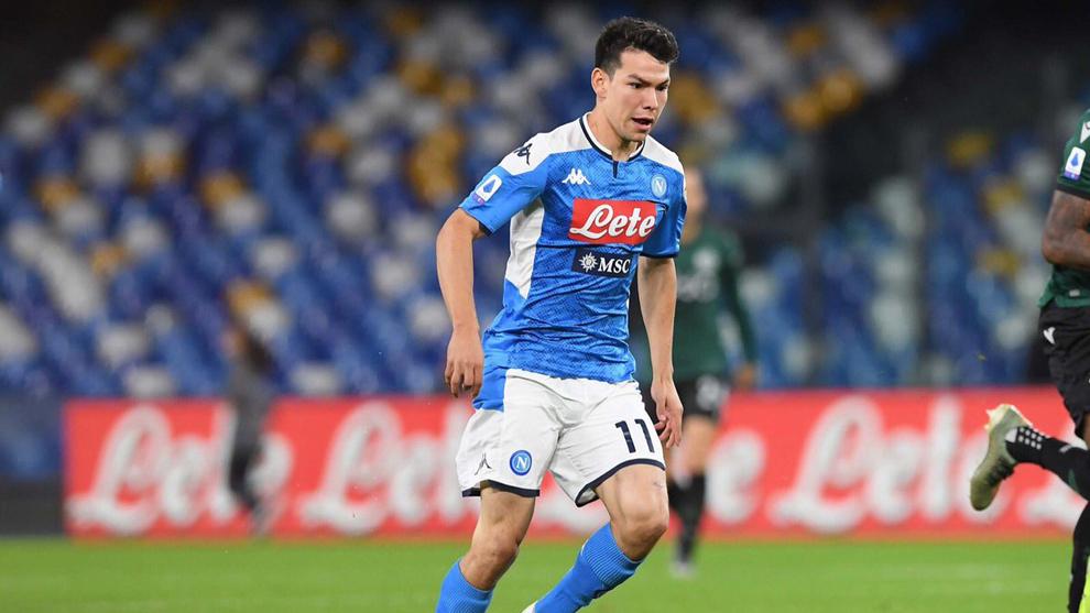 Gattuso asegura que el Chucky Lozano ya entiende que juega en Napoli y detalló que el mexicano pensaba que seguía en la Liga Mx