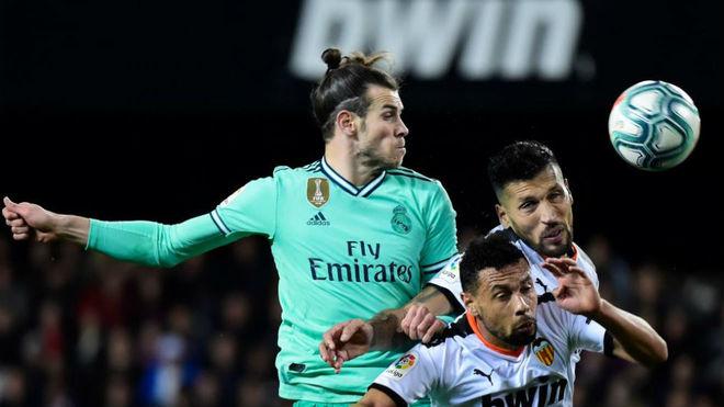 Bale at Mestalla