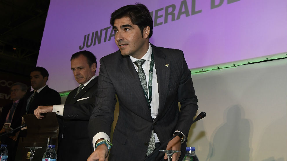 Betis: Betis celebrates its Ordinary General Meeting of Shareholders this afternoon