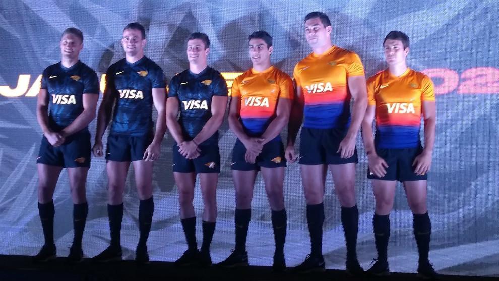 Uniformes de los Jaguares para el Super Rugby 2020