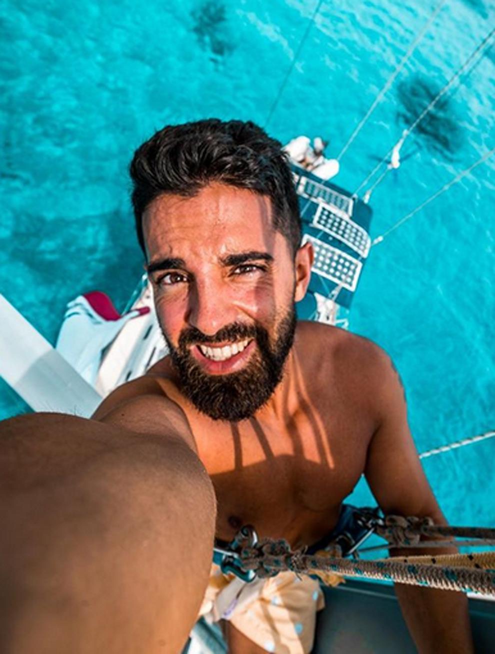 Álvaro Rojas recorre los 197 países del mundo: el español más...
