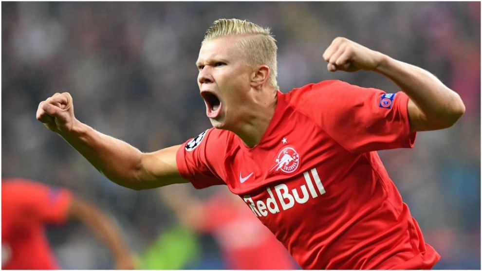 Huge Salary Demands Pull Haaland Away From Rb Leipzig And Closer To Man United Marca In English