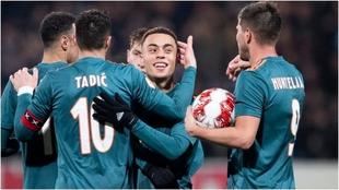 Ajax se mete a la siguiente ronda