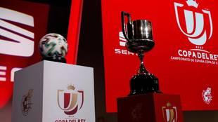 Sorteo Copa del Rey 2019 - 2020: los cruces de segunda ronda