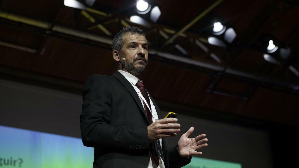 David Jiménez, presidente de Proliga.