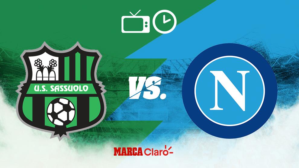 Serie A Sassuolo Vs Napoli Horario Y D U00f3nde Ver En Vivo