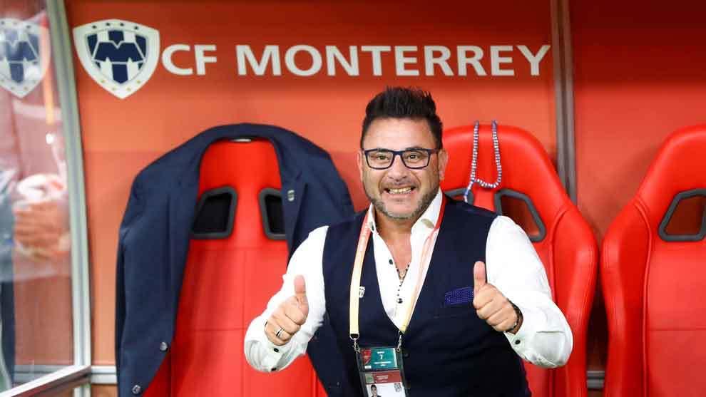 Antonio Mohamed  regresó a algunos jugadores a México