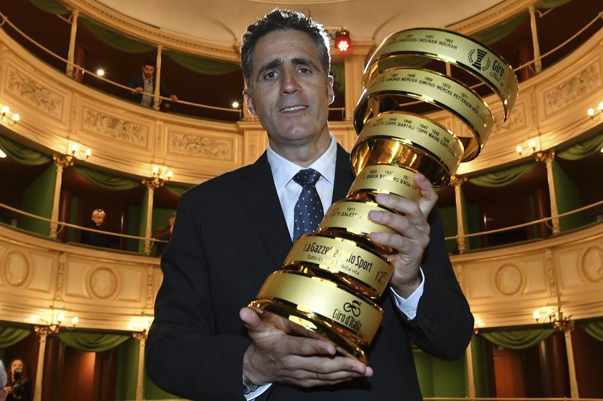 Miguel <HIT>Indurain</HIT> entra en el Hall of Fame del Giro de Italia