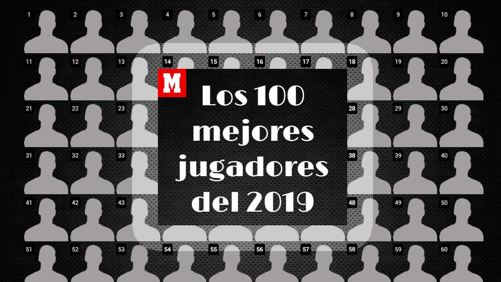 Los 100 mejores jugadores del 2019