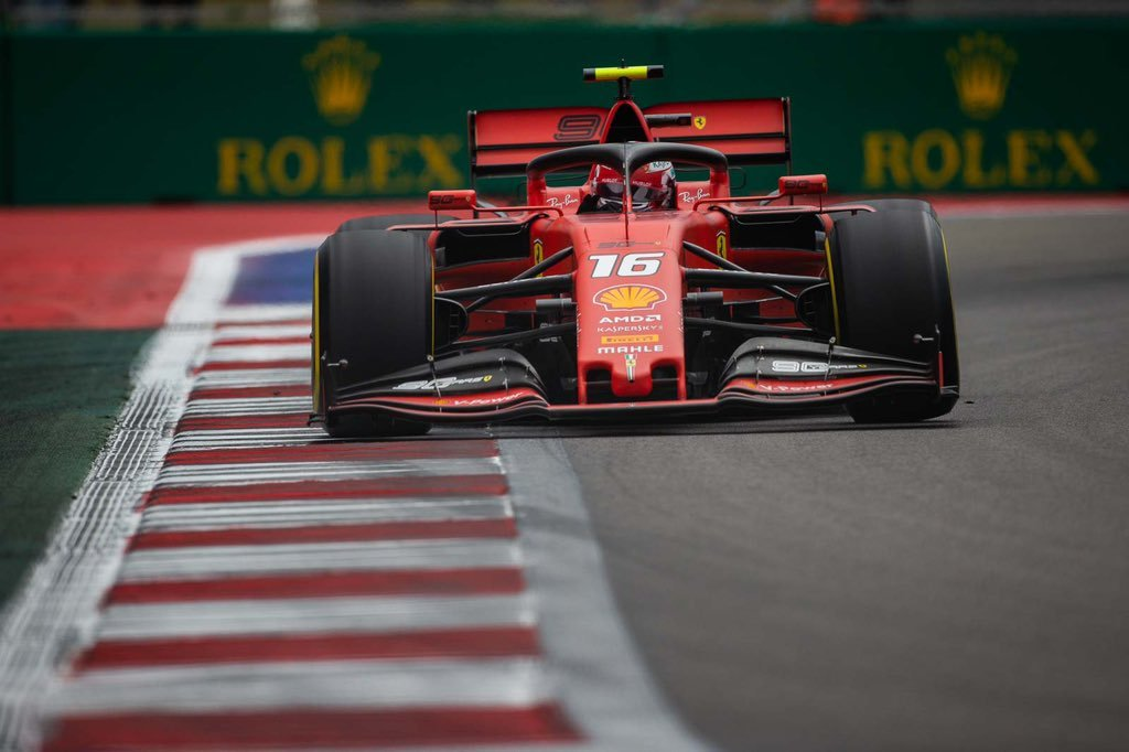OFICIAL: Ferrari extiende el contrato de Charles Leclerc hasta 2024