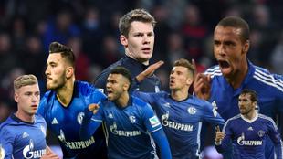 Jugadores que han abandonado gratis el Schalke