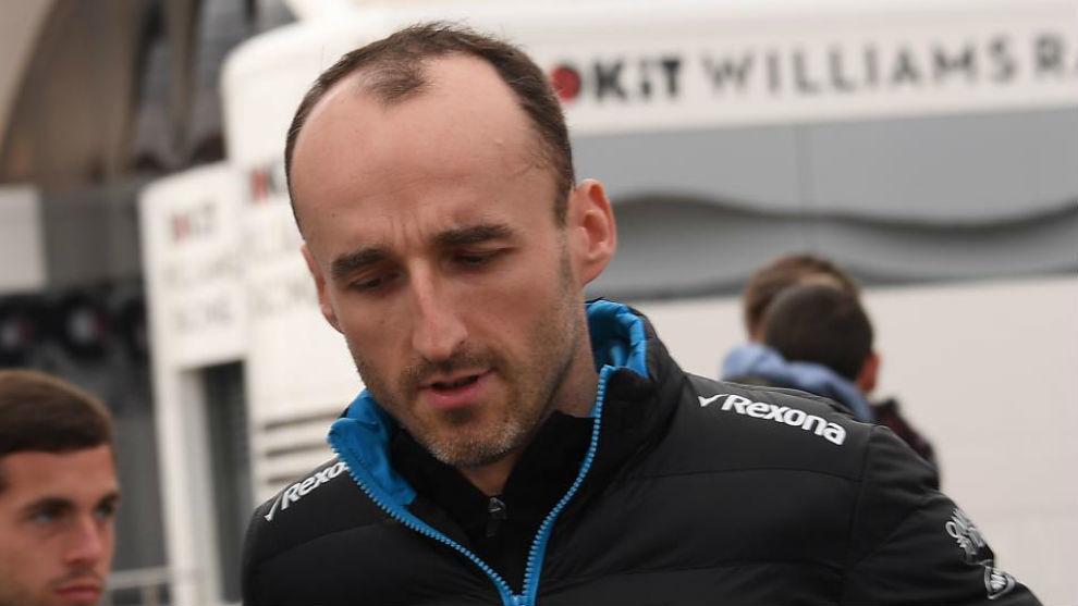 Robert Kubica (35 años).