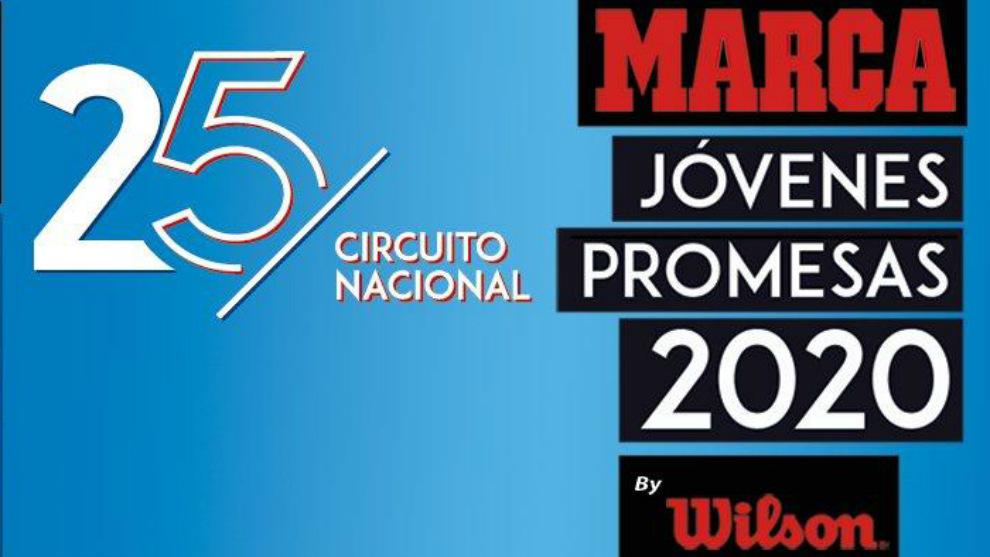 El Circuito MARCA Jóvenes Promesas celebra sus bodas de plata con 18...