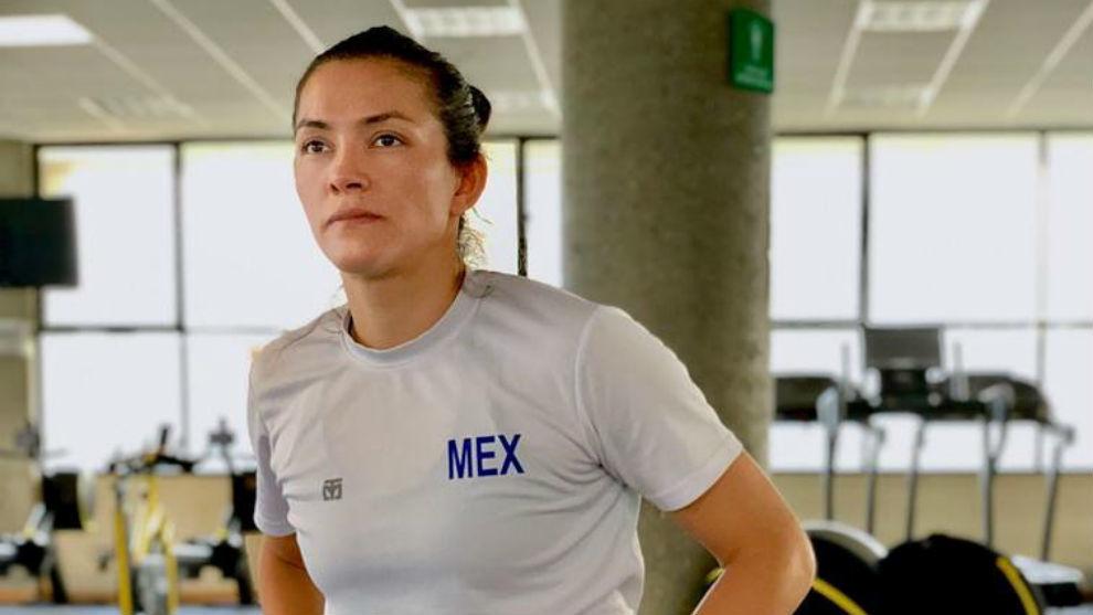 María Espinoza es tricampeona olímpica en Taekwondo