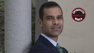 Rafa Márquez, exjugador mexicano.