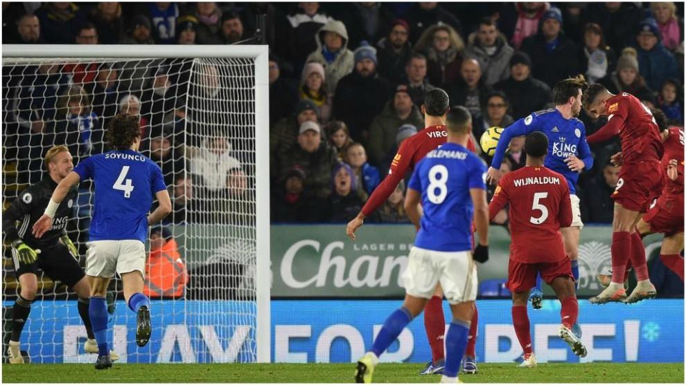 Leicester Vs Liverpool El Liverpool Deja K O Al Leicester En El Boxing Day Premier League