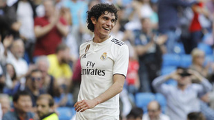 Vallejo, el cedido del Madrid que no juega y que quiere asegurar los Juegos Olímpicos