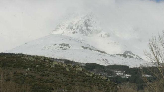 El pico Curavacas