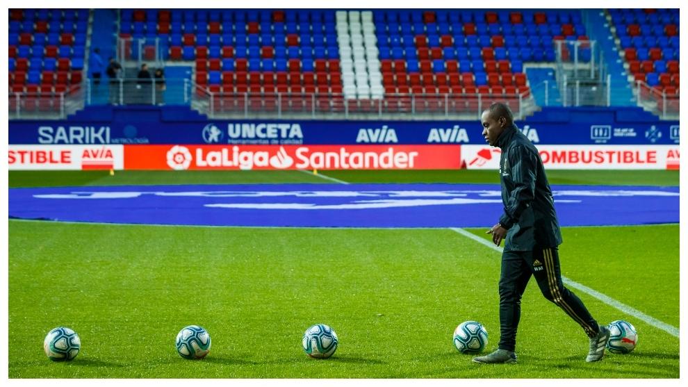 Real Madrid: Hamidou Msaidie, el ayudante de Zidane que