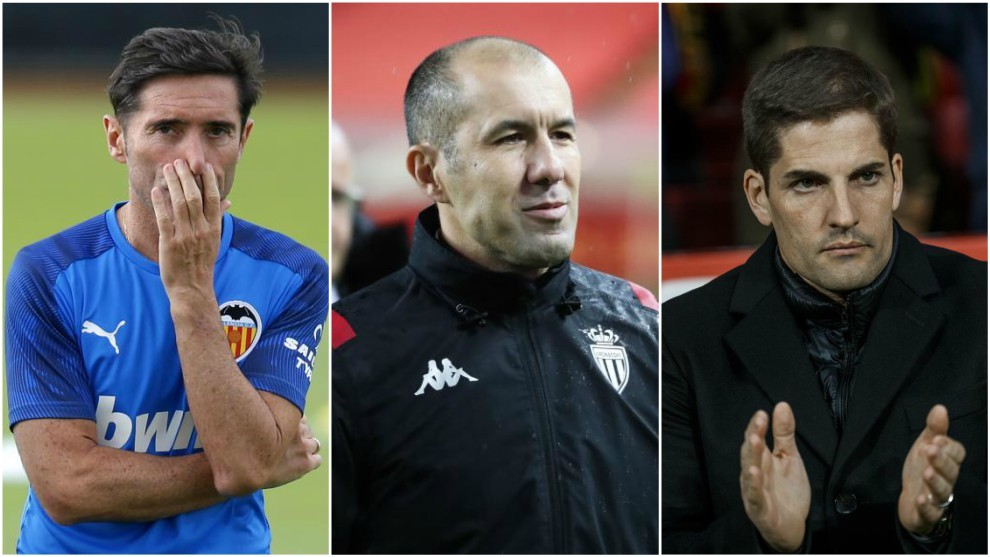 Leonardo Jardim sacked by Monaco; Robert Moreno named as replacement