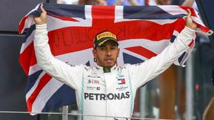 Lewis Hamilton, piloto de Fórmula 1.